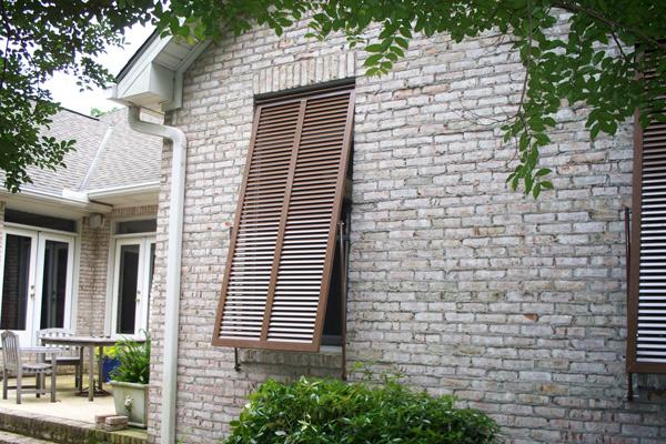 Exterior Shutters Tuscaloosa Amp Bessemer Al Just Add